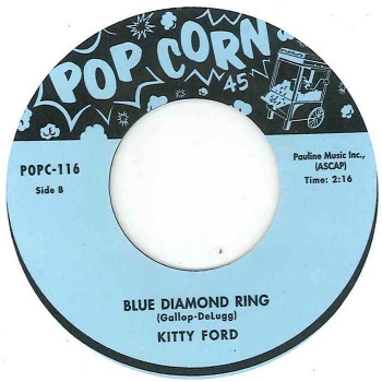 Betty O`Brien/Kitty Ford - She`ll Be Gone/Blue Diamond Ring
