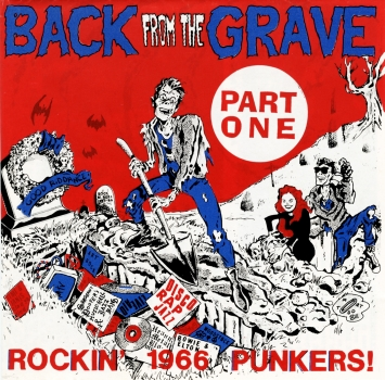 Back From The Grave - Vol. 1 (Reissue)