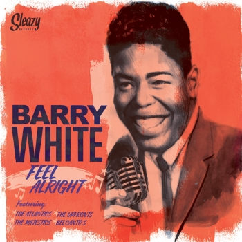 Barry White - Feel Alright