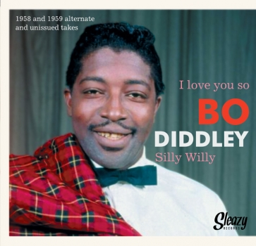 Bo Diddley - I Love You So (first version)