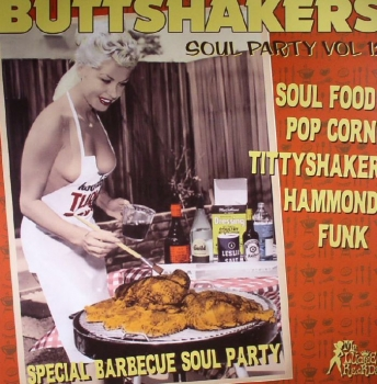 Buttshakers  - Vol. 12: Special Barbecue Soul Party!!!
