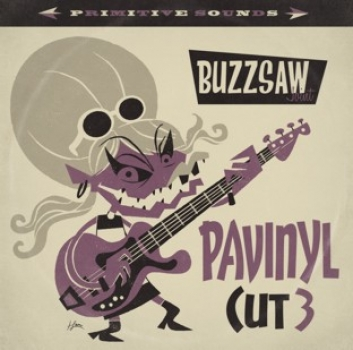 Buzzsaw Joint - Cut 3/Pavinyl