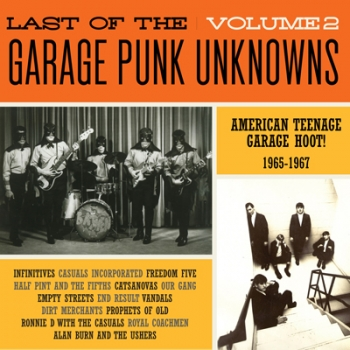 The Last Of The Garage Punk Unknowns - Volume 2