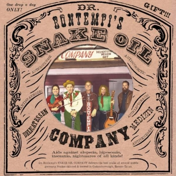 Dr. Bontempi's Snake Oil Company - Dixie Fried/Who Do You Love?
