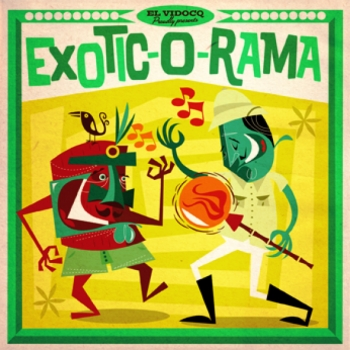 Exotic-O-Rama - Various Artists