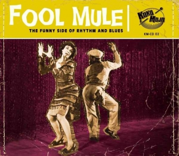 Fool Mule: The Funny Side Of Rhythm And Blues - Various Artists