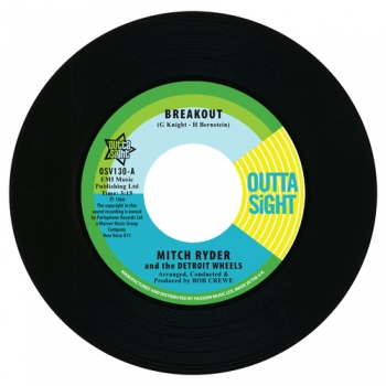 Mitch Ryder and The Detroit Wheels - Breakout/Get Your Kicks