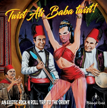 Twist Ali Baba Twist! - Various Artists