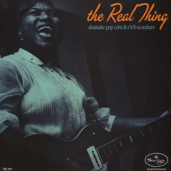 The Real Thing - Dramatic Popcorn & R`n'B Scorchers