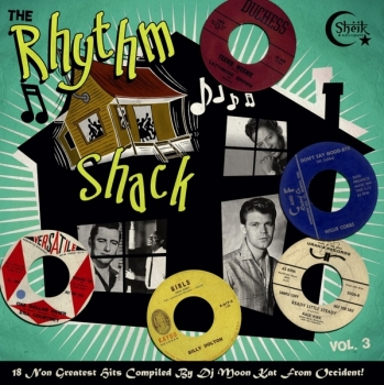 The Rhythm Shack - Vol 3