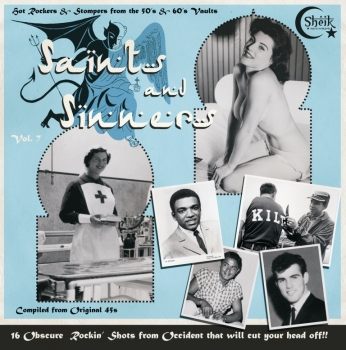 Saints And Sinners - Vol. 7/Various Artists