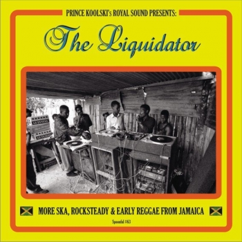 Spoonful - Vol. 63/The Liquidator