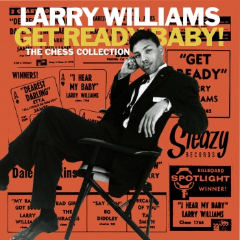 Larry Williams - Get Ready Baby! The Chess Collection