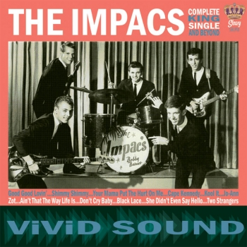 The Impacs - Complete King Singles And Beyond