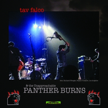 Tav Falco & Panther Burns - Administrator Blues / Real Cool Time