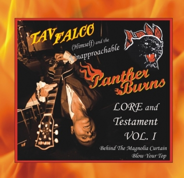 Tav Falco & Panther Burns - Behind The Magnolia Curtain/Blow Your Top (Deluxe Edtion)