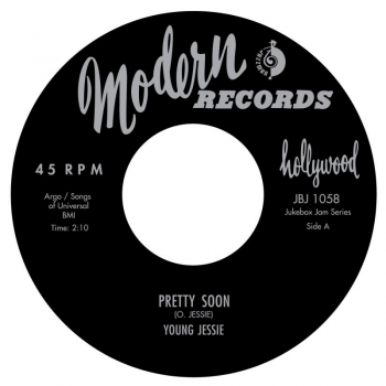 Young Jessie - Pretty Soon/Well Baby