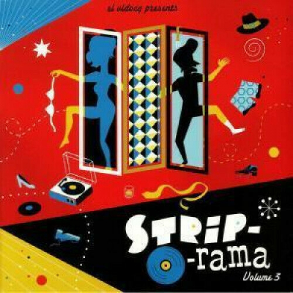 Strip-O-Rama - Vol. 3