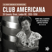 Club Americana - All-Night Dancing At The Mapleton