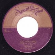 Chris Powell - I Come From Jamaica/Country Girl Blues