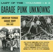 The Last Of The Garage Punk Unknowns - Volume 1+2