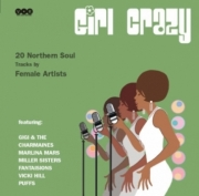 Girl Crazy - 20 Northern Soul Tracks by Female Artists