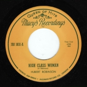 Hubert Robinson - High Class Woman/Old Woman Boogie