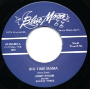 Jimmy Sysum - Big Time Mama / Tears Of Happiness