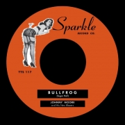 Johnny Moore & His New Blazers / Ebonettes - Bull Frog / Wild Man Walk