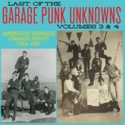 The Last Of The Garage Punk Unknowns - Volumes 3+4