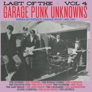 The Last Of The Garage Punk Unknowns - Volume 4