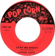 LaVern Baker - Love Me Right/Tiny Tim