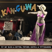 Kan-Gu-Wa - Exotic Blues & Rhythm Vol. 3 (Clear vinyl)