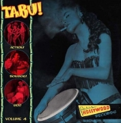Tabu! - Exotic Music To Strip By! Vol. 4
