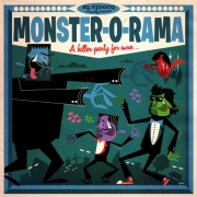 Monster-O-Rama - Various Artists