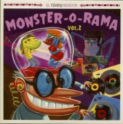 Monster-O-Rama - Vol. 2