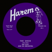 Ray Ellis/The Sheik - The Sheiks/Baghdad Rock