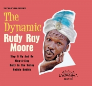 Rudy Ray Moore - The Dynamic