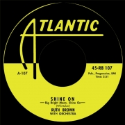 Ruth Brown - Shine On/Please Don't Freeze