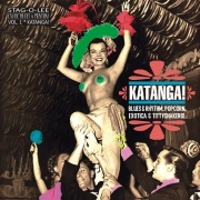 Katanga! - Exotic Blues & Rhythm Vol. 1 (Clear vinyl)