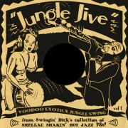 Jungle Jive -  Voodoo Exotica Jungle Swing Vol. 1